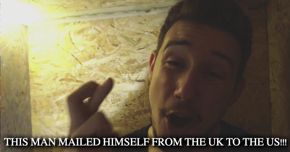 untitled 1 34.jpg?resize=1200,630 - Cet homme s'est lui-même envoyé par la Poste du Royaume-Uni aux États-Unis
