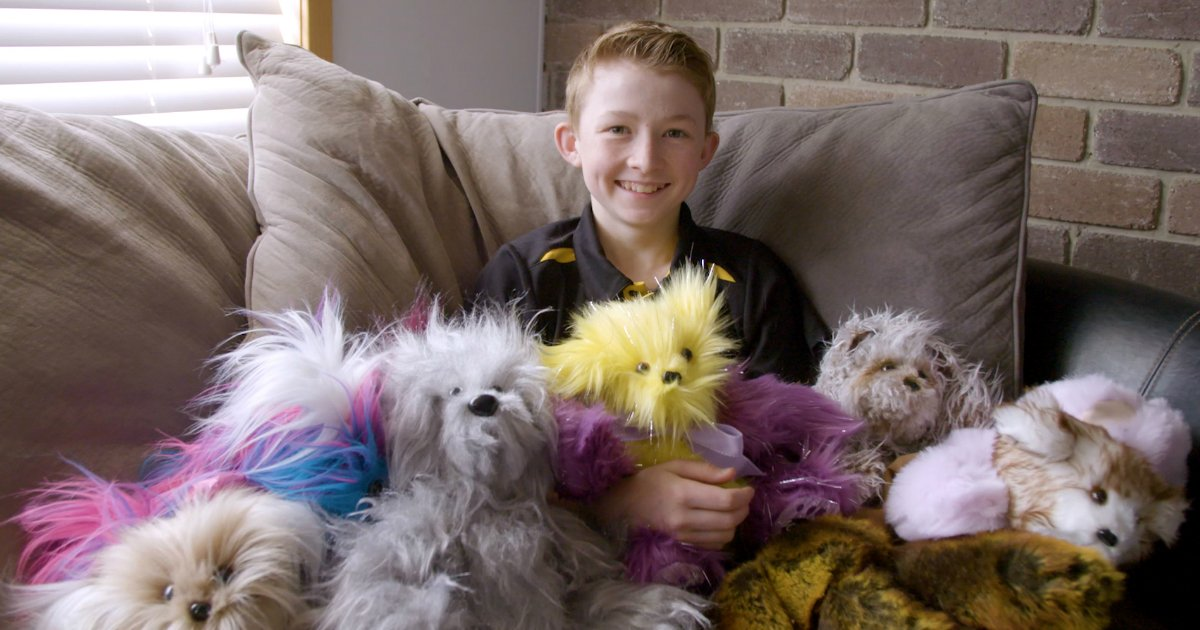 untitled 1 75 - This Young Boy Taught Himself How To Sew So That He Could Make Teddy Bears For Sick Children
