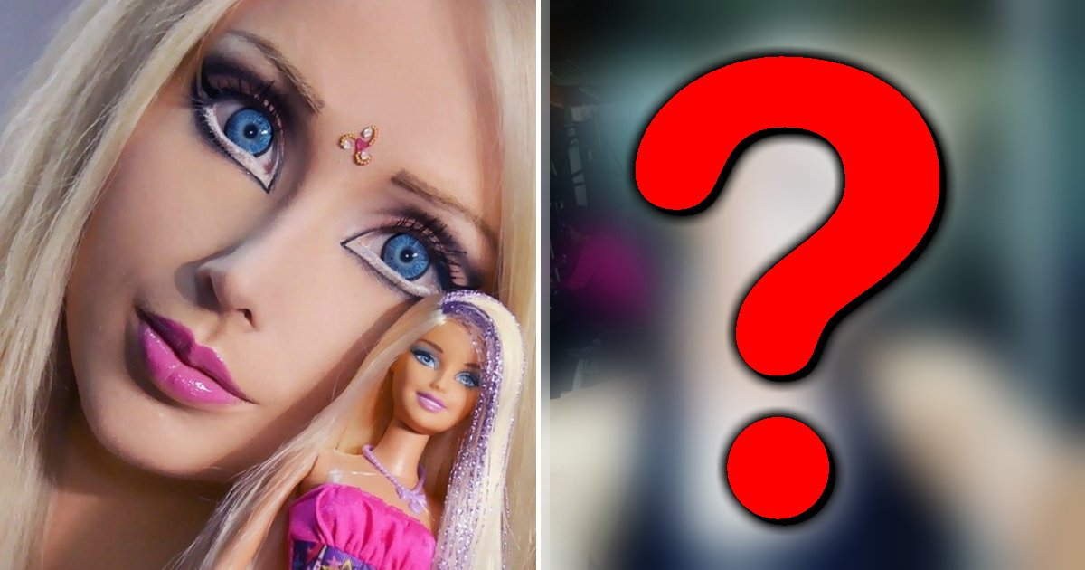untitled 1 77 - This is INSANE! Valeria Lukyanova 'The Human Barbie' With And Without Makeup