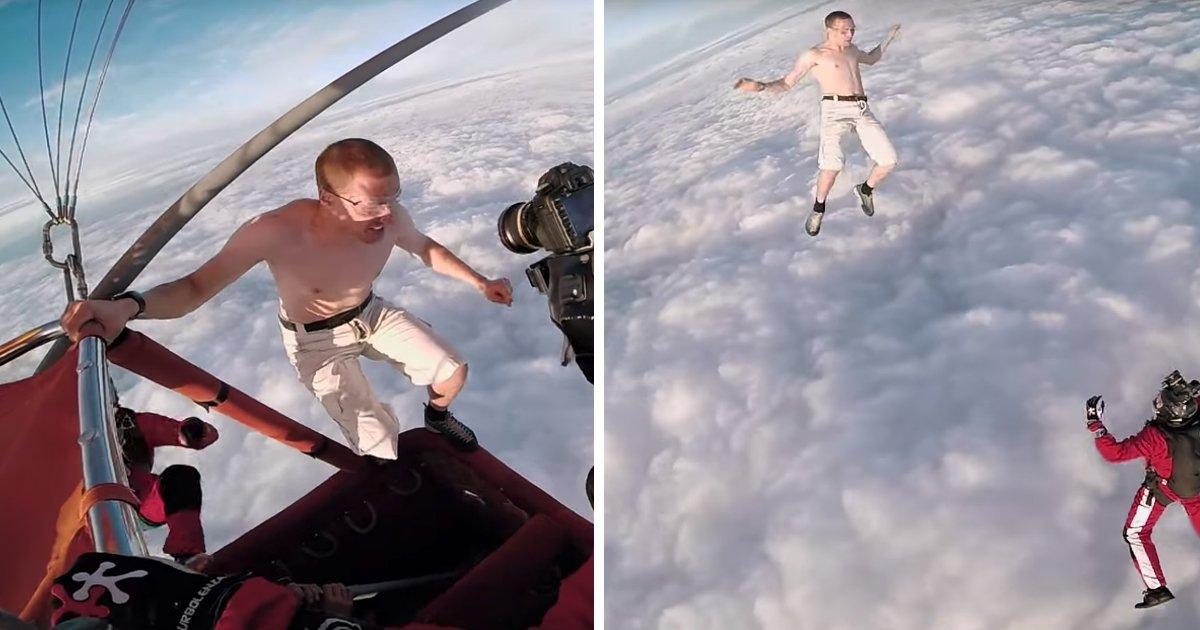untitled 1 79 - Cet homme saute en parachute... sans parachute !