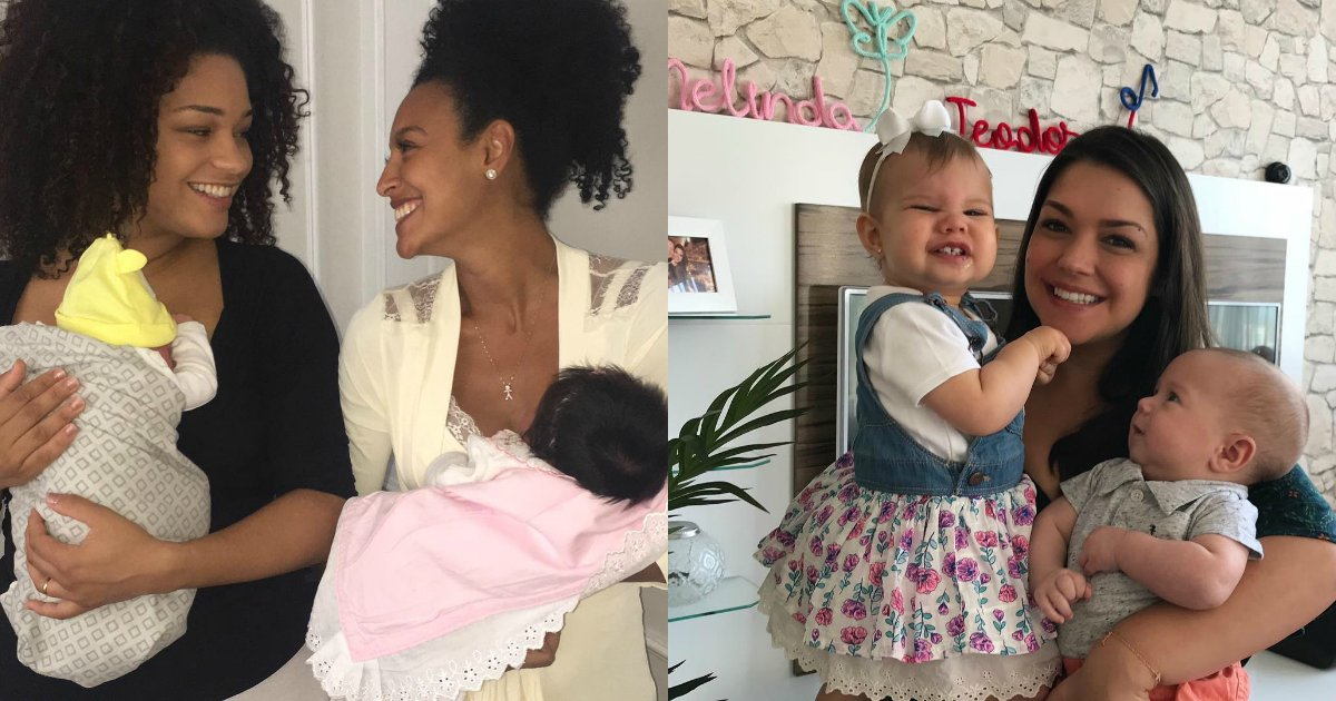 untitled 5.png?resize=636,358 - Fotos de celebridades que demonstram a realidade de ser mãe