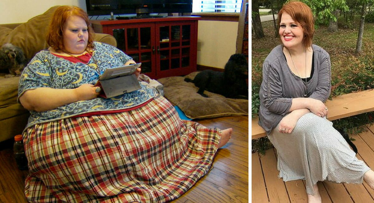untitled design 11 1 - This Woman Loses 455 Pounds In Just Two Years And When She Revealed Her Little Secret, Everyone Got Surprised!