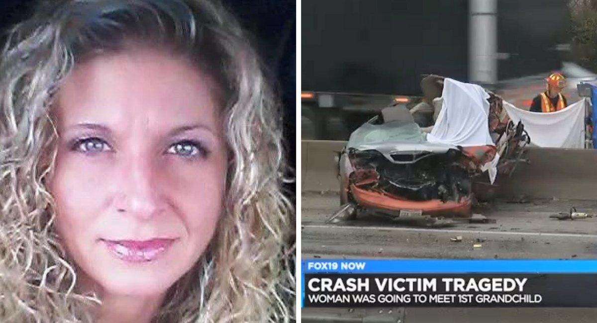 untitled design 2 1.png?resize=1200,630 - Une femme de 37 ans décède dans un accident alors qu'elle allait à l'hôpital rencontrer son premier petit-fils