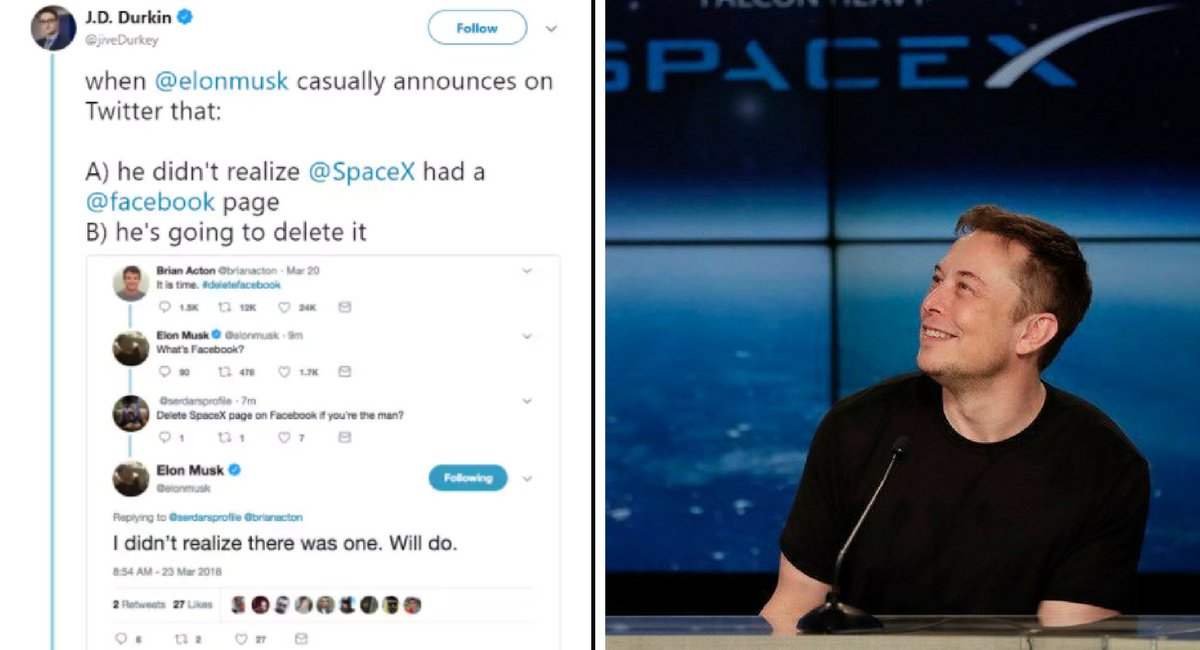 untitled design 26 1.png?resize=300,169 - Elon Musk Took A Tweet Seriously And Deleted His Companies' Pages Completely From Facebook