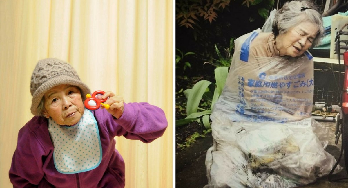 untitled design 52.jpg?resize=648,365 - Les autoportraits de cette grand-mère de 89 ans font sensation au Japon!