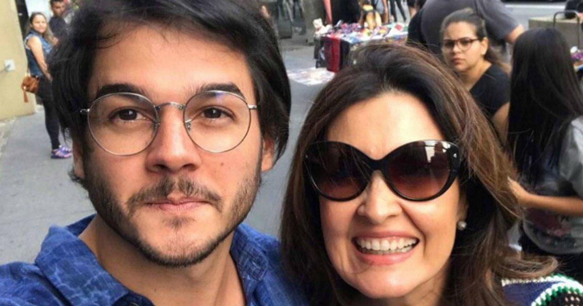 """untitled - Fátima Bernardes posta """"antes e depois"""" do relacionamento com Túlio"""