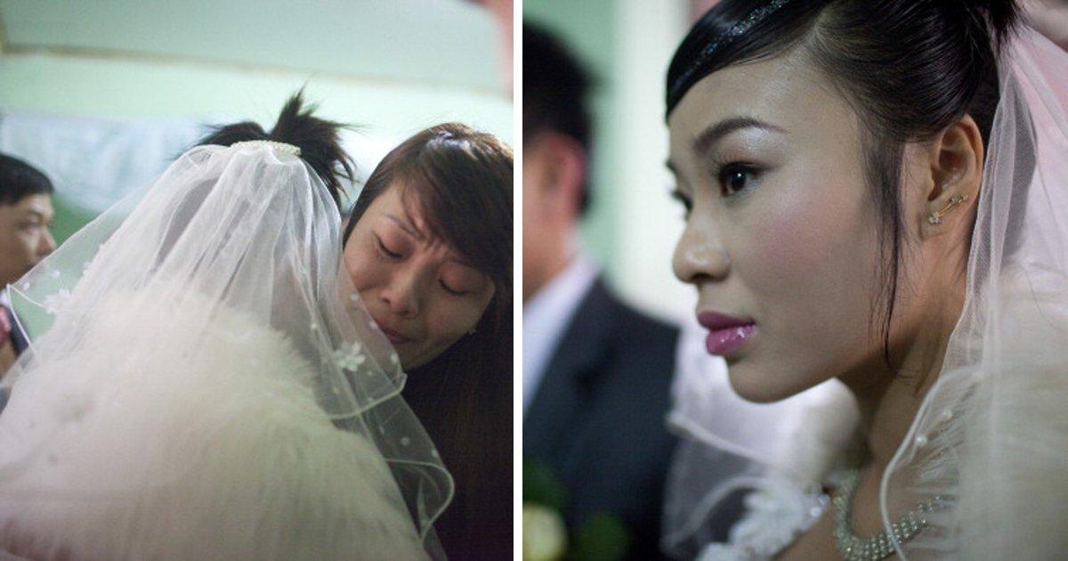 uujs - No Vietnã, mães solteiras alugam noivo para fingir casamento e honrar a família