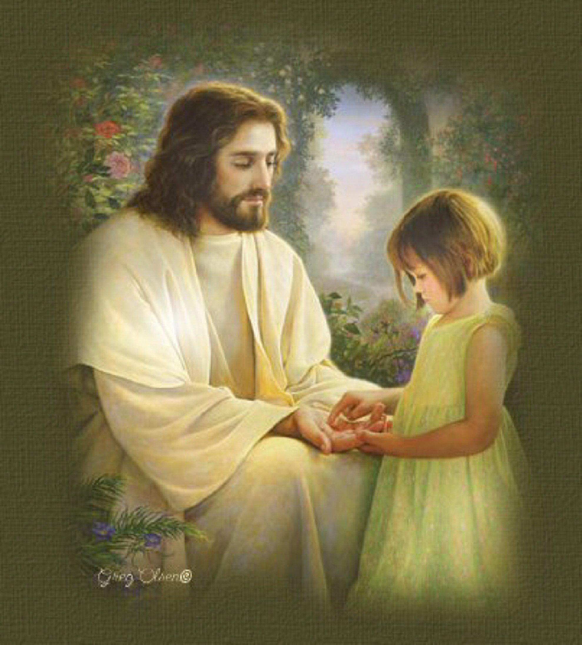 wallpaper 867917.jpg?resize=1200,630 - Garotinha relata que Jesus a curou em hospital