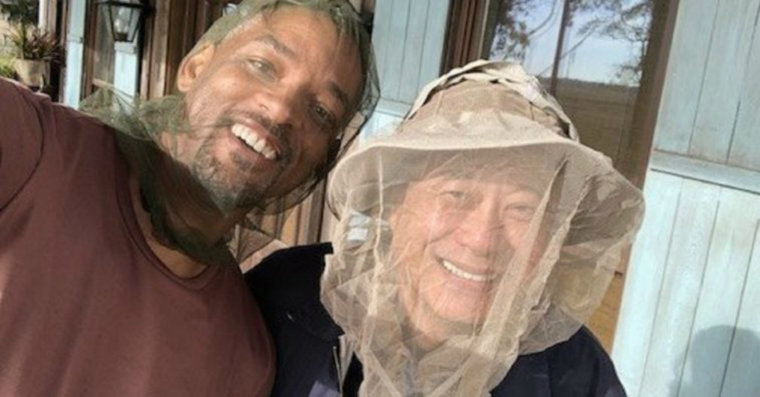"""willang 758x396 - Will Smith Shares Hilarious Video While Shooting For """"Gemini Man"""" in Georgia"""