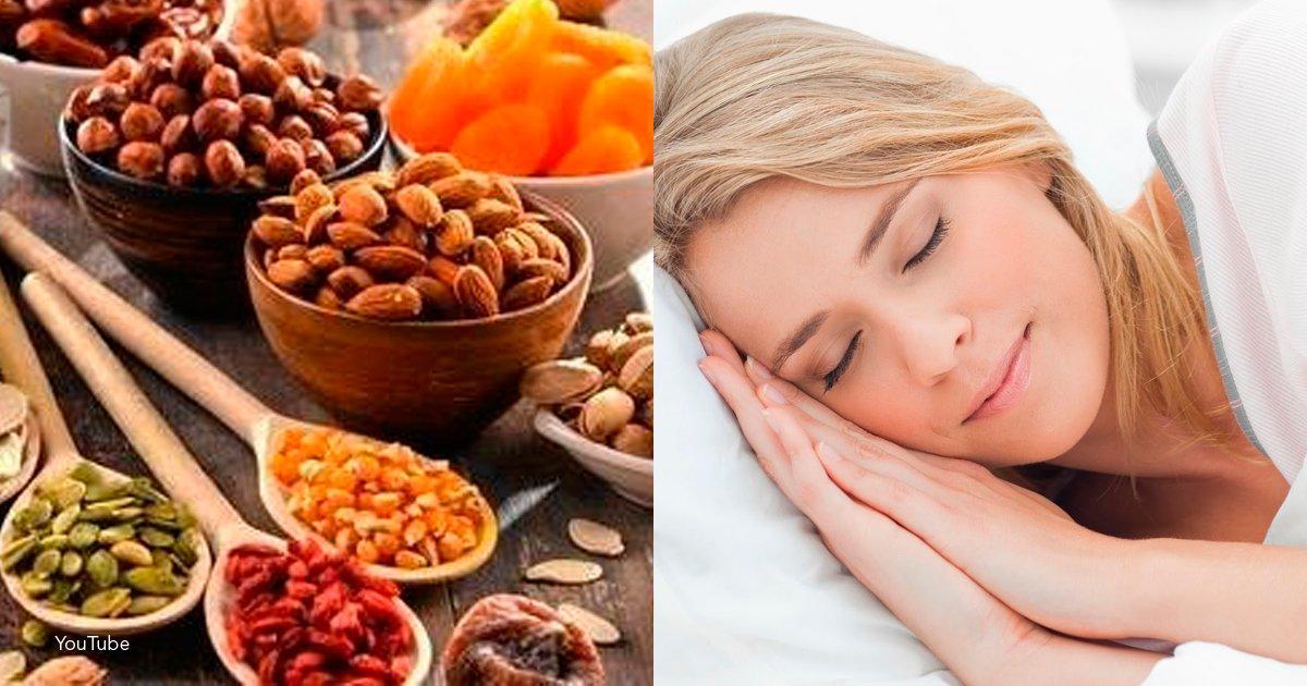 1 fturas - Si consumes estos 5 alimentos por la noche, al otro día despertarás lleno de energía