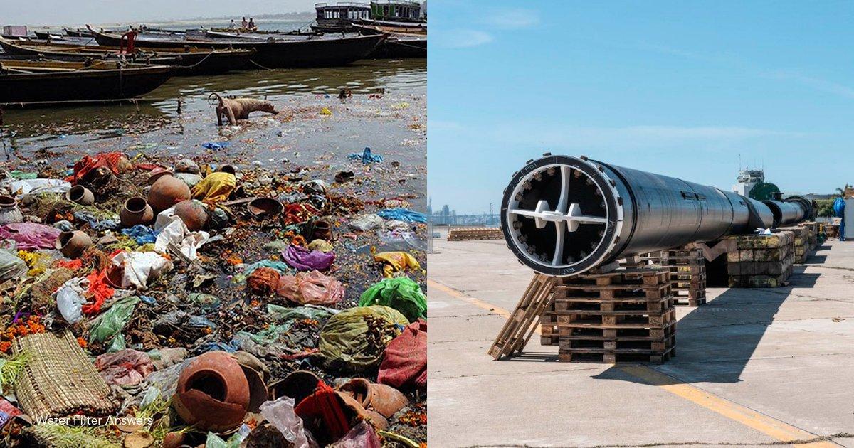 1 water.png?resize=1200,630 - Acaban de crear la primera máquina del mundo que limpiará el océano de los plásticos