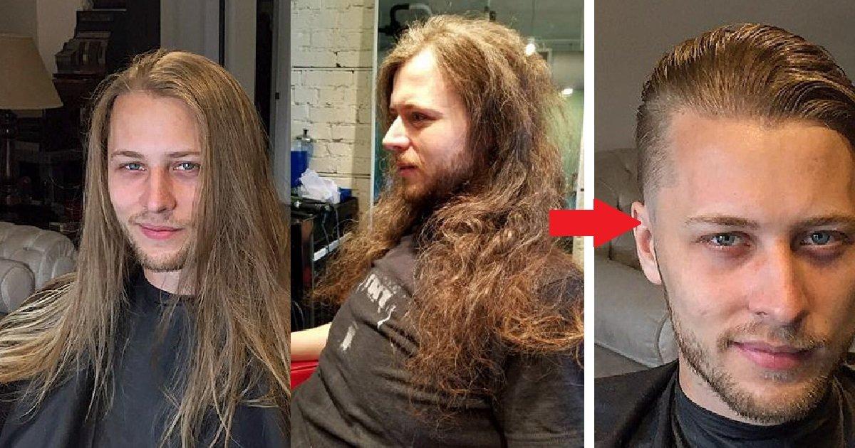 """1002 3.jpg?resize=300,169 - """"남자는 머리빨?"""" 충격적인 헤어컷 전후 사진 16장"""