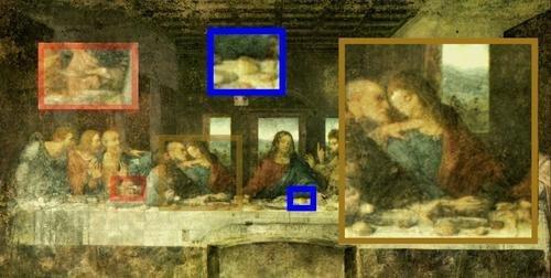 1091888815 f - As mensagens secretas do quadro ''A Última Ceia'', de Da Vinci