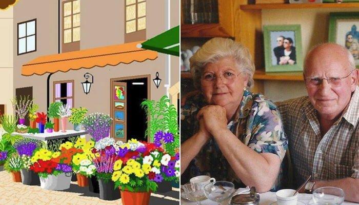 11d7day61wd6tv4s3x1h - パソコンの「ペイント」で素敵な風景画を仕上げる87歳のおばあさん