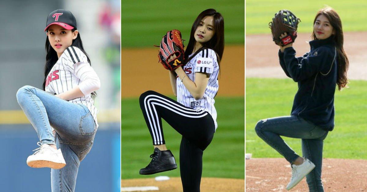1324 7.jpg?resize=300,169 - 완벽한 핏으로 야구팬들 시선 강탈한 여자 연예인 7