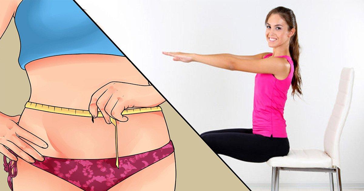 13ec8db8eb84ac 4.jpg?resize=412,232 - Des exercices que vous pourriez faire assis dans votre bureau et contrôler votre ventre