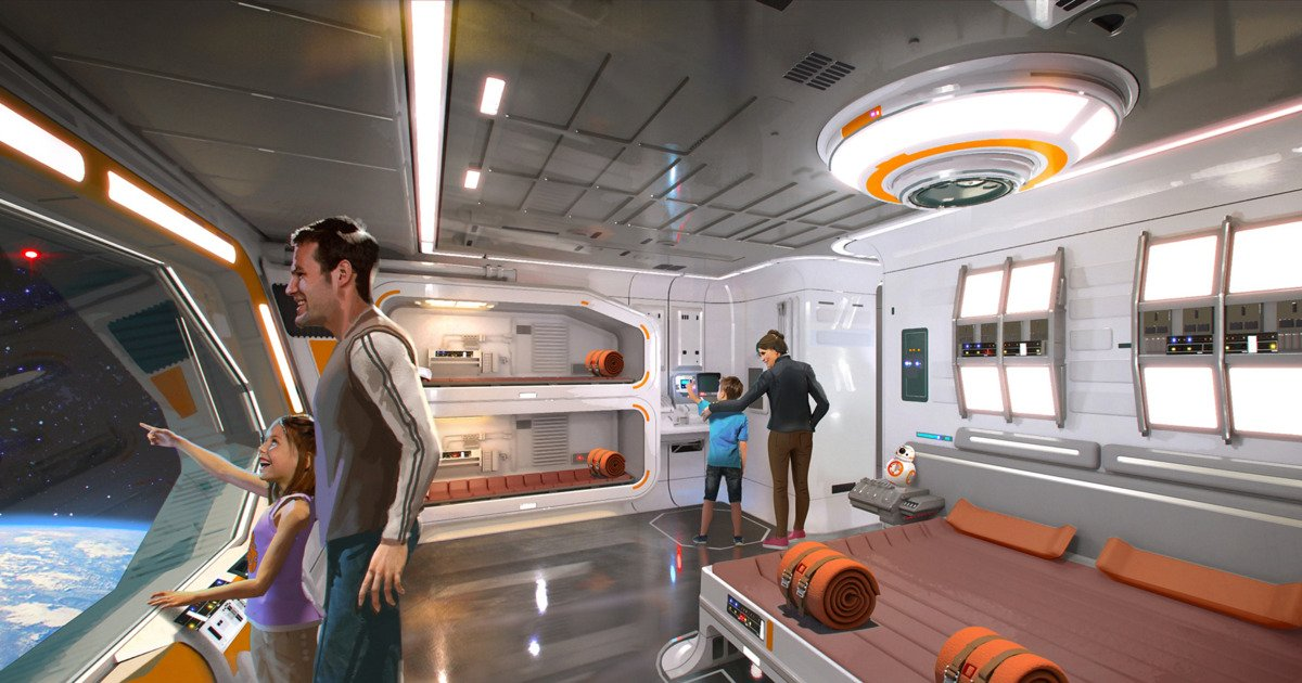 15 star wars hotel w1200 h630 - Hotel de Star Wars será aberto na Disney