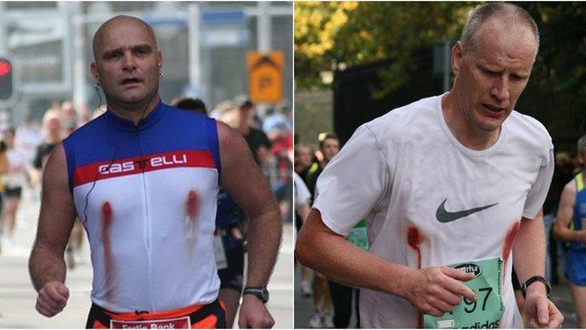 180423 301.jpg?resize=412,232 - 一邊跑乳頭一邊噴血?馬拉松選手需要貼胸貼的理由