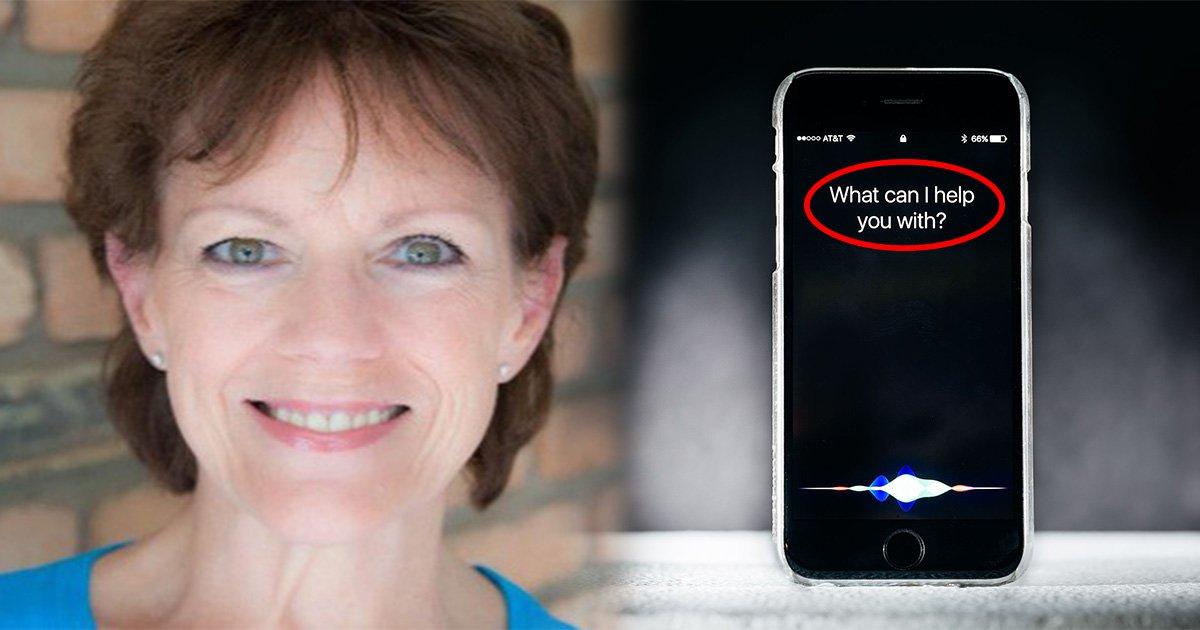18ec8db8eb84ac 1 - Susan Bennet – The Real Voice behind Siri