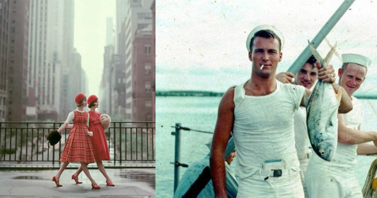 1950s.jpg?resize=1200,630 - 10+ Rare Photos Of America From The 1950's That Reveal Just How Different Life Was Then