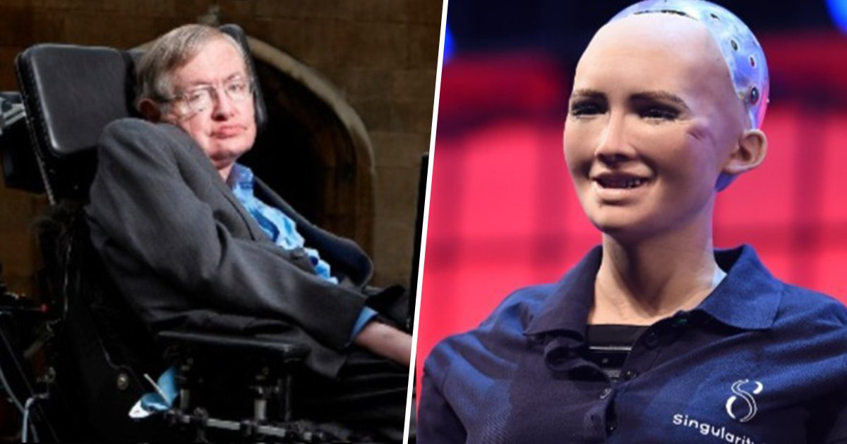 2ec8db8eb84ac - Before Professor Hawking Died, He Warned Humanity About Things That Can Wipe Out the Entire Human Race