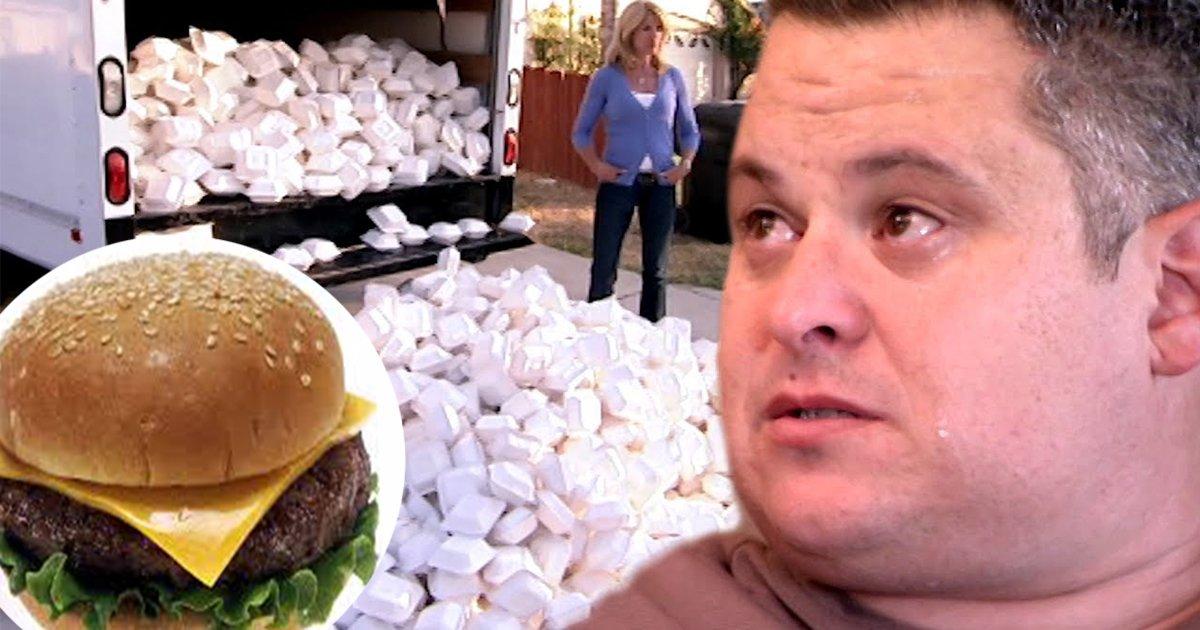 3ec8db8eb84acebb984eb90b4.jpg?resize=1200,630 - Man who Eats Close to Fifteen Hundred Burgers a Year