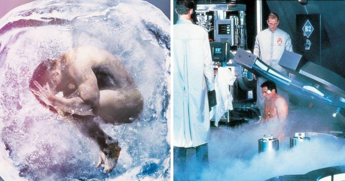 43432 - 미래의 부활을 꿈꾸는 냉동인간 5명의 이야기