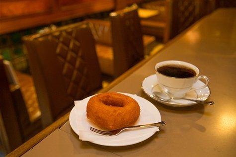 京都 六曜社 ドーナツ에 대한 이미지 검색결과
