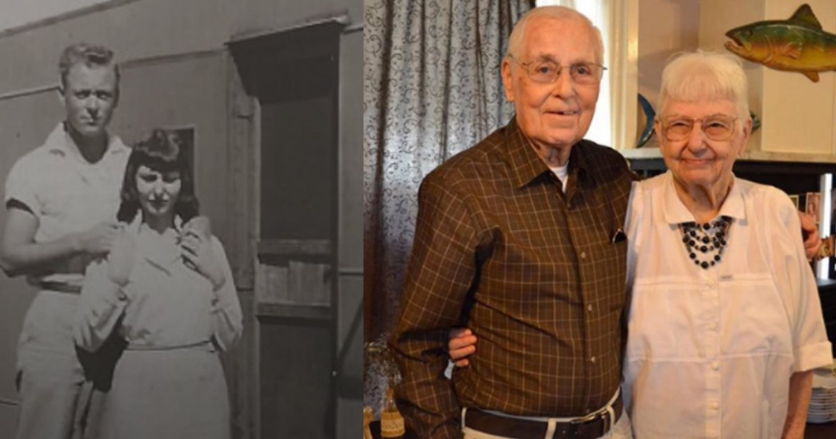 62 years of love.jpg?resize=1200,630 - They Passed Away Holding Hands After 62 Years Of Marriage And Never Being Apart