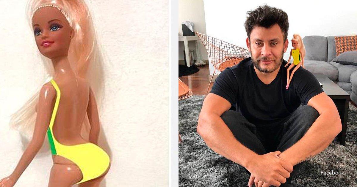 8 barbi.png?resize=1200,630 - Polémica por la Barbie brasileña con pechos y gluteos grandes