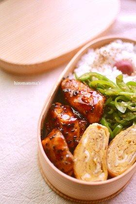 お弁当 鮭の照り焼き에 대한 이미지 검색결과