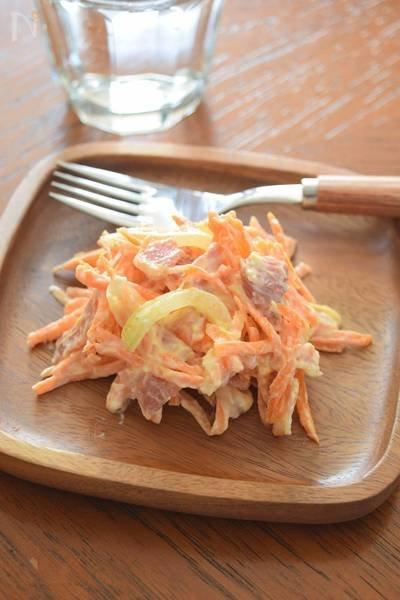 にんじんとベーコンの水切りヨーグルトサラダ에 대한 이미지 검색결과