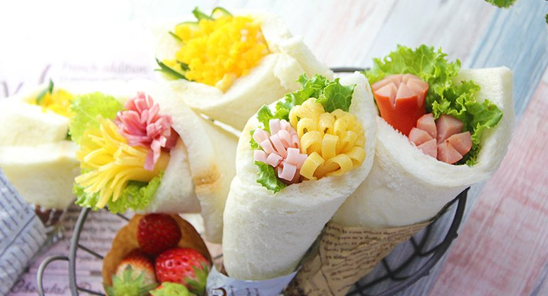 花束サンドイッチ에 대한 이미지 검색결과