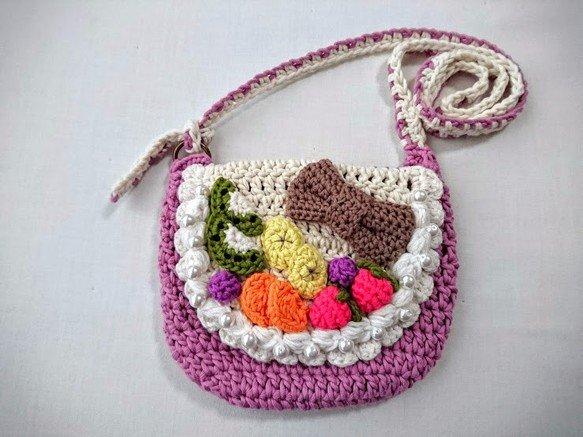 かぎ編み ポシェット에 대한 이미지 검색결과