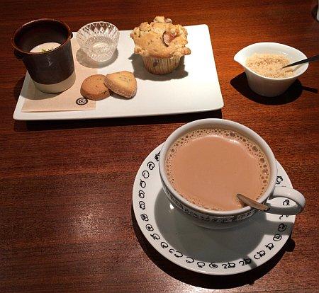 旬の紅茶とチャイの店「chai break 」 モーニングセット에 대한 이미지 검색결과