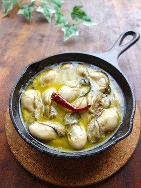 アヒージョ 牡蠣에 대한 이미지 검색결과