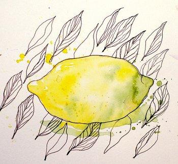 水彩画 フルーツ 簡単에 대한 이미지 검색결과