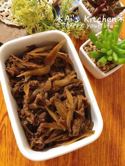 牛肉とごぼうのしぐれ煮 作り置き에 대한 이미지 검색결과
