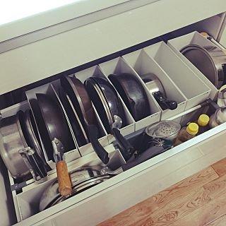 キッチン 鍋 収納에 대한 이미지 검색결과