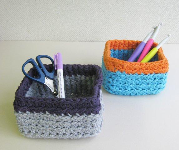 かぎ編み 小物入れ에 대한 이미지 검색결과