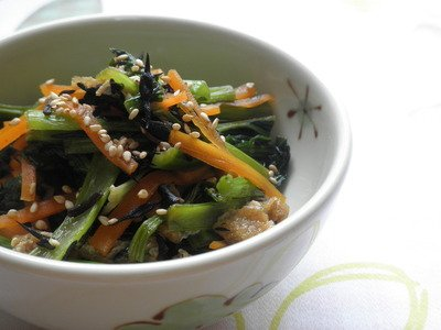 小松菜とひじきの炒め煮에 대한 이미지 검색결과