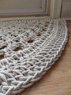 かぎ編み フロアマット에 대한 이미지 검색결과