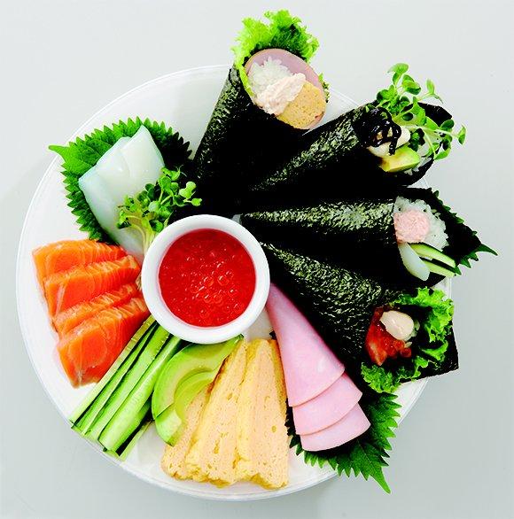 手巻き寿司에 대한 이미지 검색결과