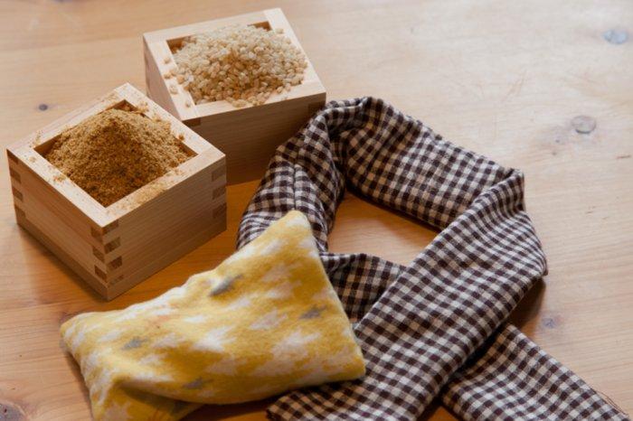 玄米カイロ 作り方에 대한 이미지 검색결과