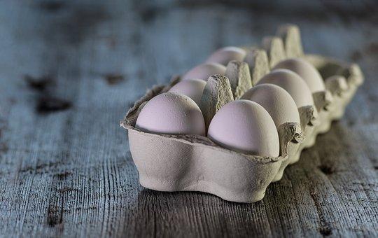 달걀, 원시, 낙농, 나무, 바탕 화면, 근접 촬영, 테이블, 시골풍의