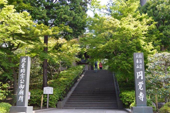 北鎌倉 円覚寺에 대한 이미지 검색결과
