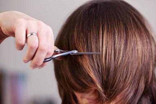 前髪セルフカット에 대한 이미지 검색결과