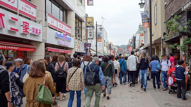 鎌倉小町通り 에 대한 이미지 검색결과