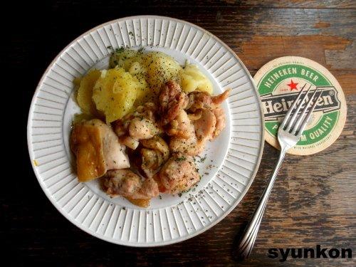 鶏とじゃがいもの塩だれ에 대한 이미지 검색결과