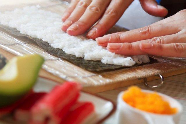 手巻き寿司 酢飯에 대한 이미지 검색결과